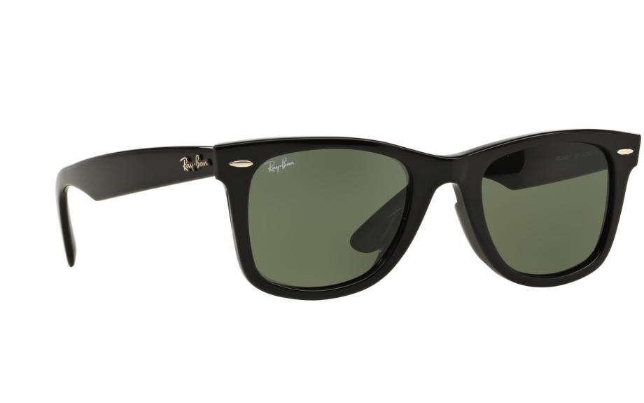 ad4f6f2f0 Ray-Ban Wayfarer RB2140F 901 54 Sunglasses - Free Shipping
