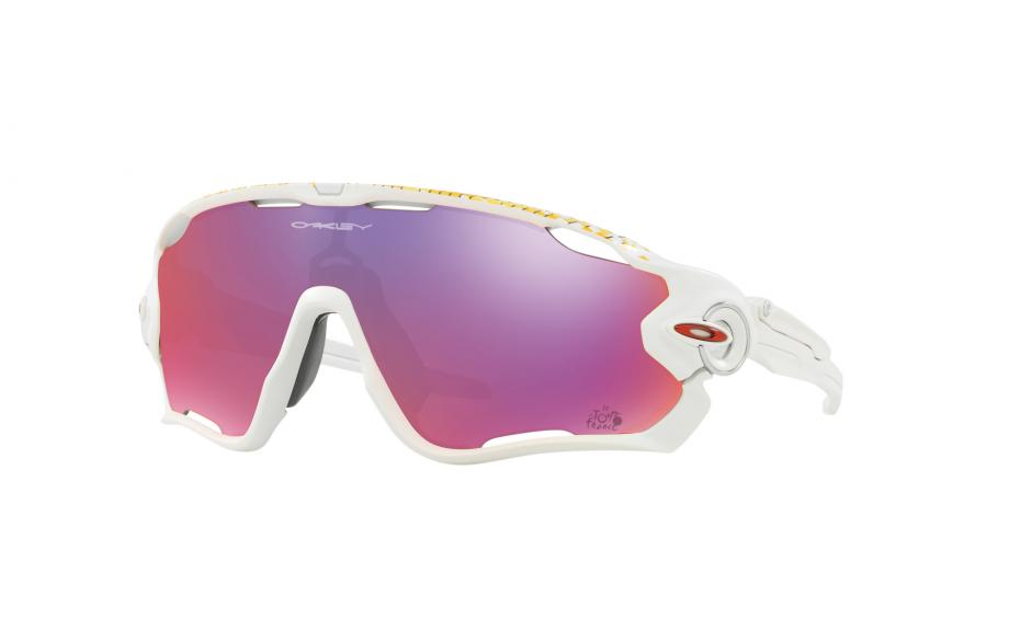 Oakley Jawbreaker - Tour De France Edition Matte White OO9290-27ALT ... 1e30d80d64e1