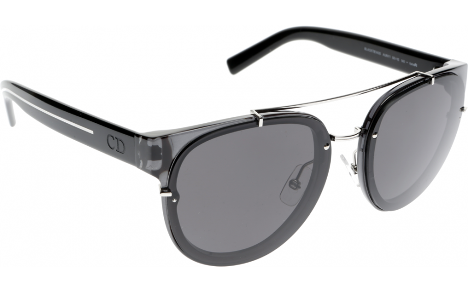 d950f0c6ed Dior Homme BlackTie 143S AUN Y1 Sunglasses - Free Shipping