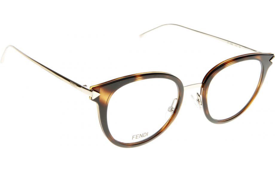 f7f1a9d43f Fendi Funky Angle FF0166 V4Z 48 Glasses - Free Shipping