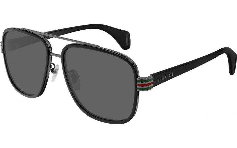 a6d46b7efac Gucci GG0448S 001 58 Sunglasses - Free Shipping