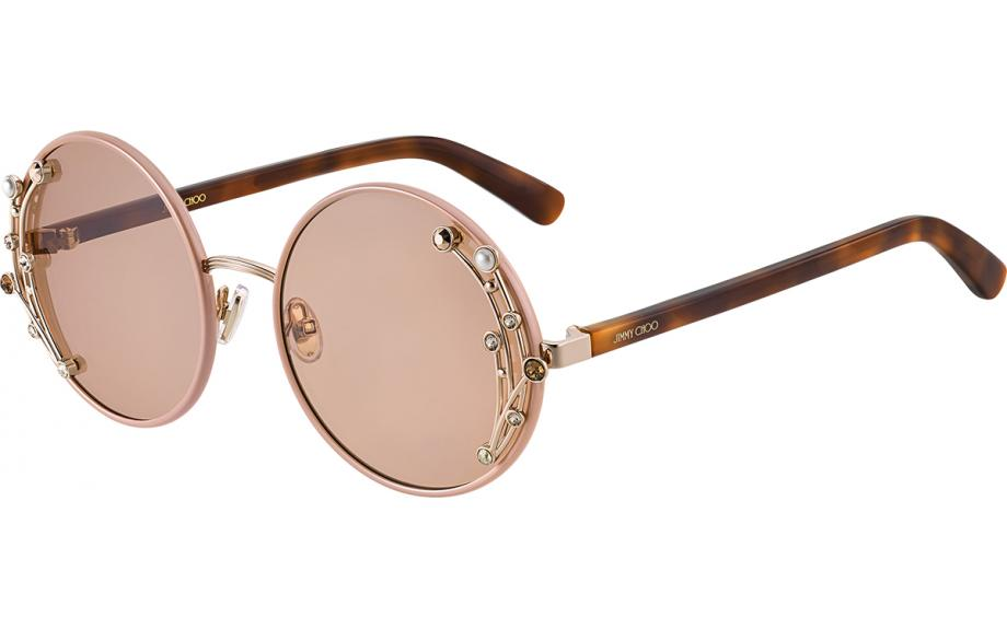 fb66711d0c1 Jimmy Choo GEMA S FWM 2S 59 Sunglasses - Free Shipping