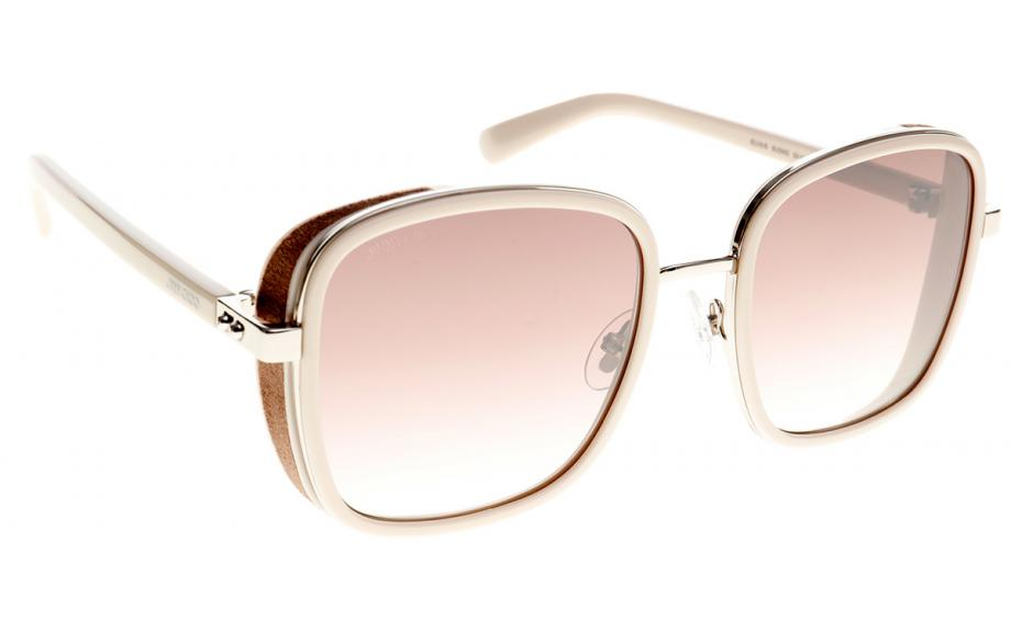 aae1100393c0 Jimmy Choo ELVA S 8UO 54NQ Sunglasses - Free Shipping