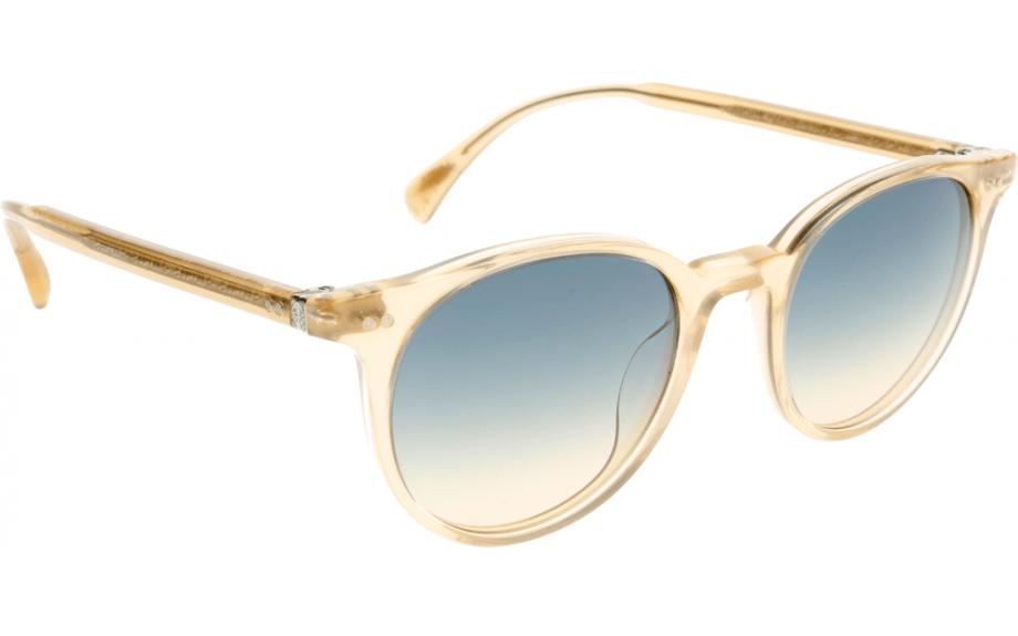 Oliver Peoples Delray Sun OV5314SU 120879 48 Sunglasses - Free ...