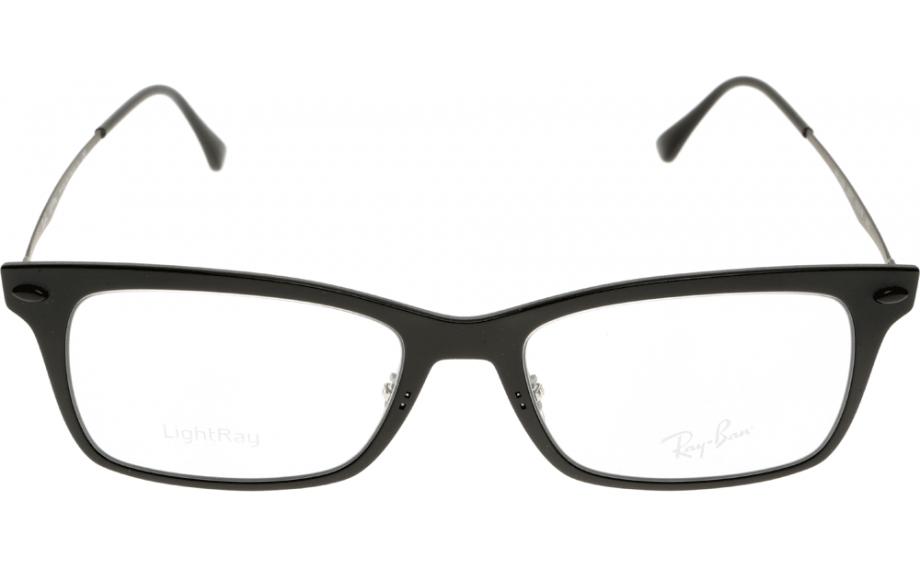 ray ban prescription varifocal glasses  ray ban light ray rx7039 2077 51 glasses free shipping