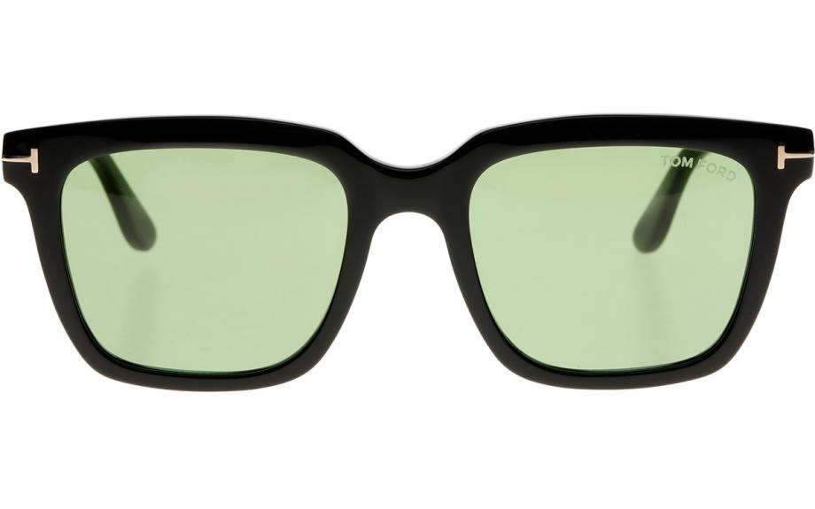 Tom Ford Marco-02 FT0646/S 01N 53 Sunglasses - Free Shipping   Shade ...