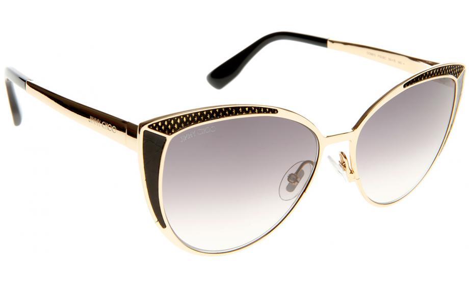 ee590a924b88 Jimmy Choo DOMI S PSU 9C 56 Sunglasses - Free Shipping